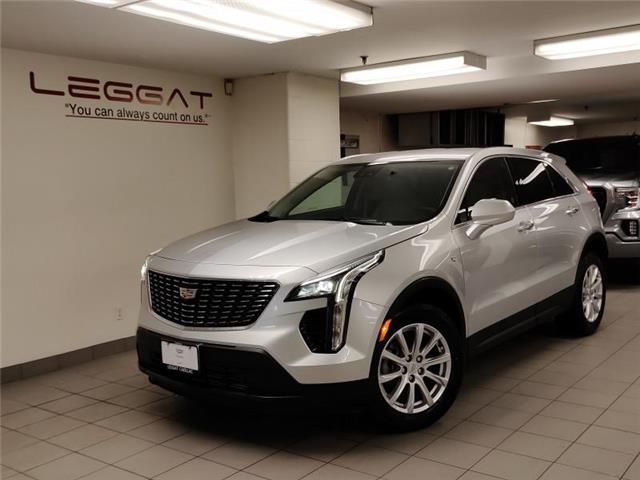 2021 Cadillac XT4 Luxury (Stk: 219515) in Burlington - Image 1 of 17