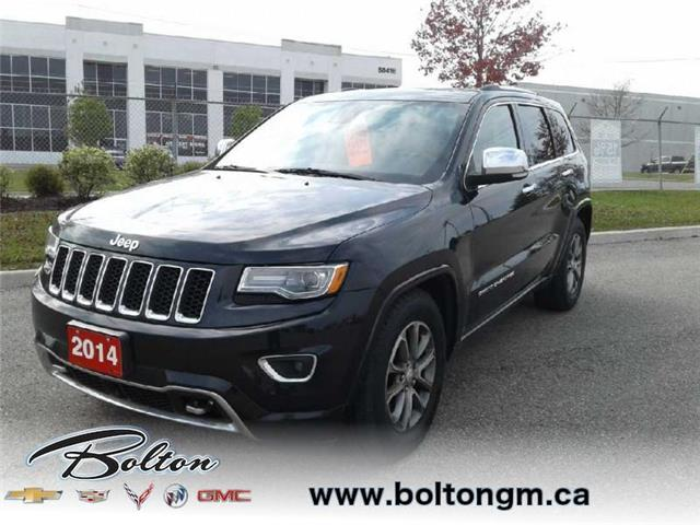 2014 Jeep Grand Cherokee Overland (Stk: 1114P) in Bolton - Image 1 of 15