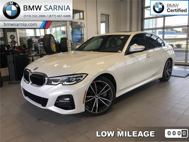 2020 BMW 330i xDrive (Stk: BU769) in Sarnia - Image 1 of 19