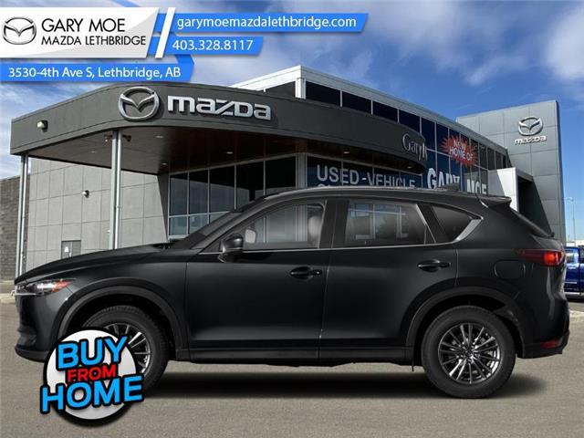 2021 Mazda CX-5 GS (Stk: 21-3742) in Lethbridge - Image 1 of 1