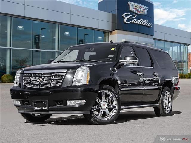 2012 Cadillac Escalade ESV Base (Stk: 117813) in London - Image 1 of 27