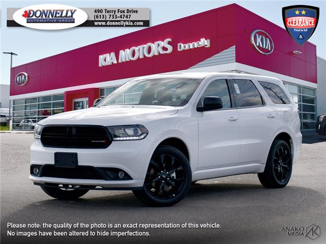 2020 Dodge Durango SXT (Stk: KUR2458) in Ottawa - Image 1 of 29