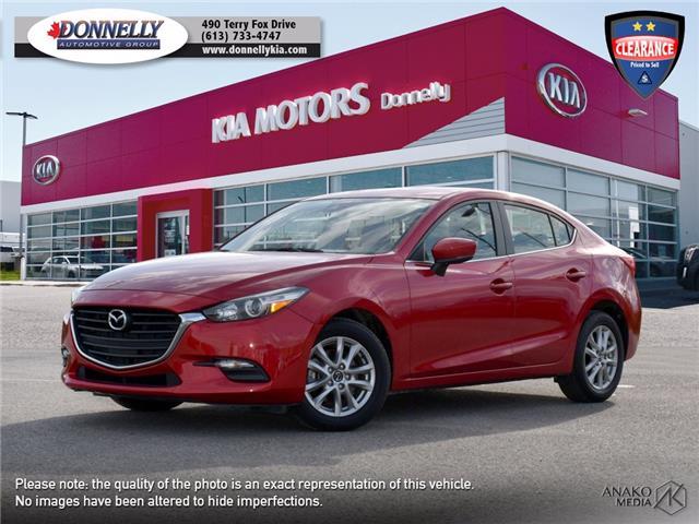 2018 Mazda Mazda3  (Stk: KU2457) in Ottawa - Image 1 of 25
