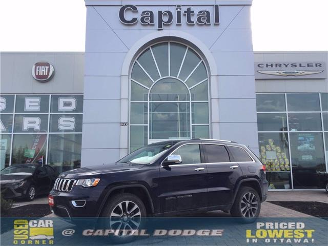 2018 Jeep Grand Cherokee Limited (Stk: L00480A) in Kanata - Image 1 of 1