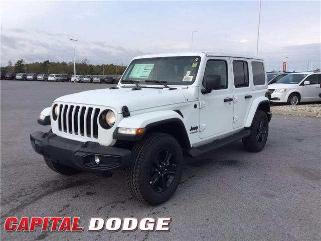 2021 Jeep Wrangler Unlimited Sahara (Stk: M00031) in Kanata - Image 1 of 21
