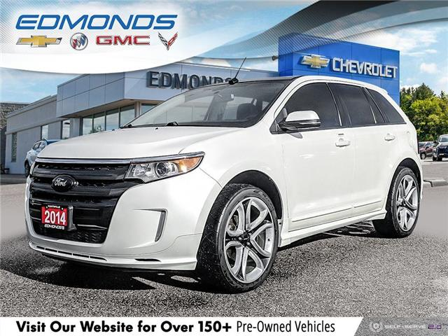 2014 Ford Edge Sport (Stk: 0684A) in Huntsville - Image 1 of 27
