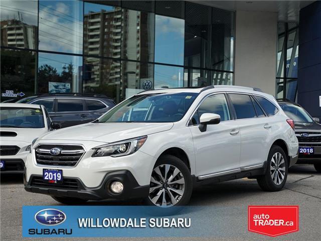 2019 Subaru Outback 2.5i Premier w-EyeSight Pkg >>No accident<< (Stk: P3365) in Toronto - Image 1 of 24
