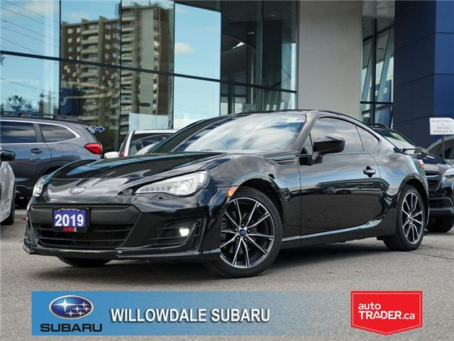 2019 Subaru BRZ Sport-tech Auto >>No accident<< (Stk: 17109A) in Toronto - Image 1 of 25