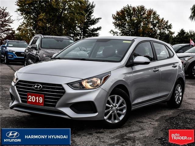 2019 Hyundai Accent  (Stk: 20057B) in Rockland - Image 1 of 26