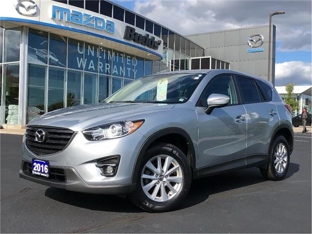 2016 Mazda CX-5 GS (Stk: 16986A) in Oakville - Image 1 of 20