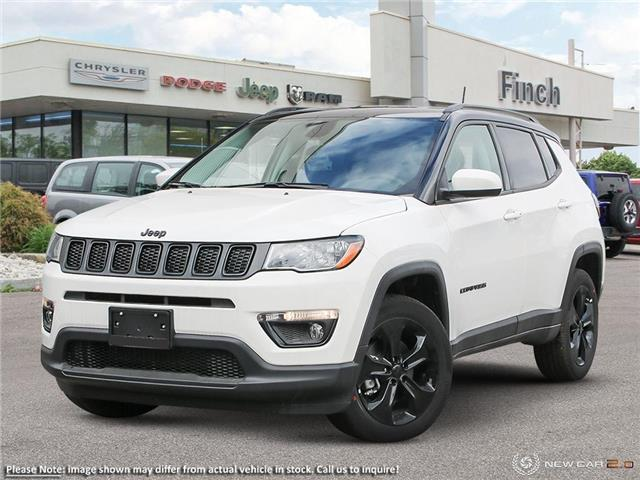 2021 Jeep Compass Altitude (Stk: 99651) in London - Image 1 of 23
