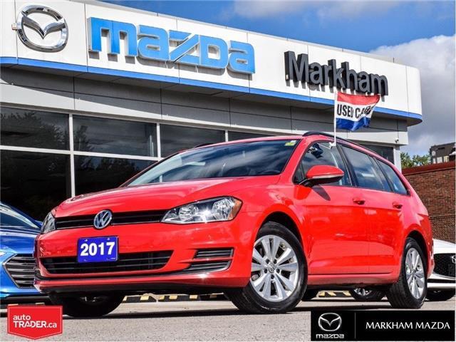 2017 Volkswagen Golf SportWagen  (Stk: Z210003A) in Markham - Image 1 of 28