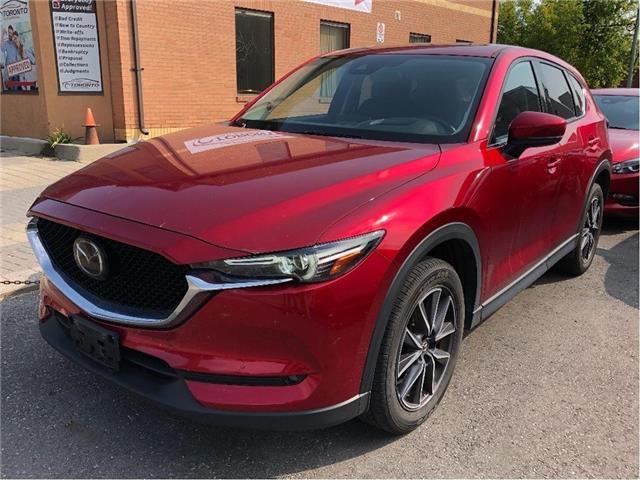 2017 Mazda CX-5 GT (Stk: P3022) in Toronto - Image 1 of 18