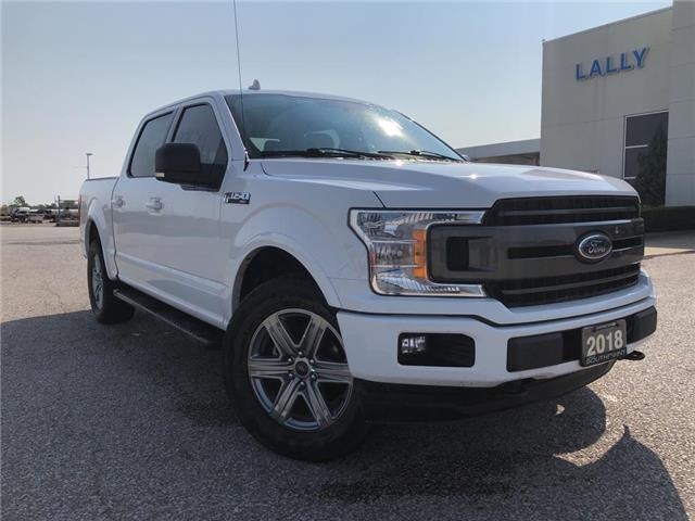 2018 Ford F-150  (Stk: S10541C) in Leamington - Image 1 of 30