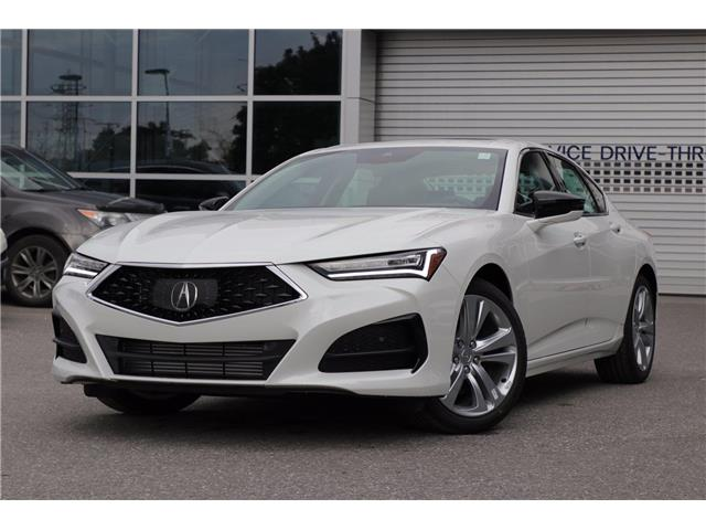 2021 Acura TLX Tech (Stk: 19372) in Ottawa - Image 1 of 30