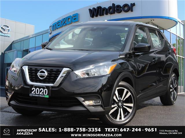 2020 Nissan Kicks SV (Stk: PR7624) in Windsor - Image 1 of 25