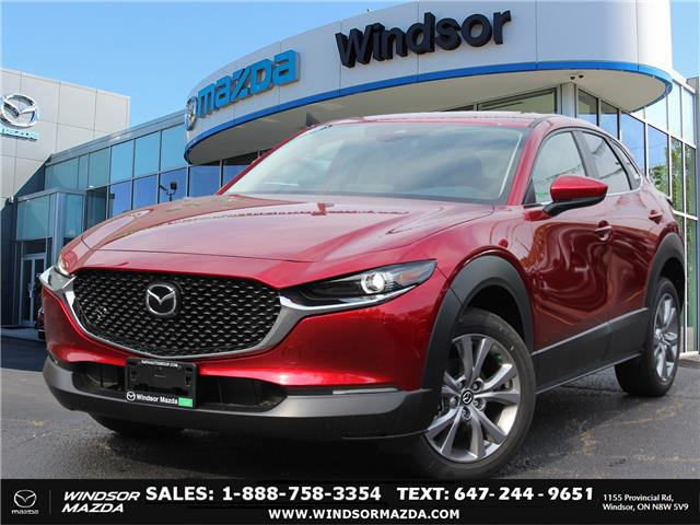 2021 Mazda CX-30 GX (Stk: X32833) in Windsor - Image 1 of 15