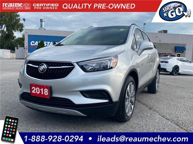 2018 Buick Encore Preferred KL4CJASB5JB623046 20-0746A in LaSalle