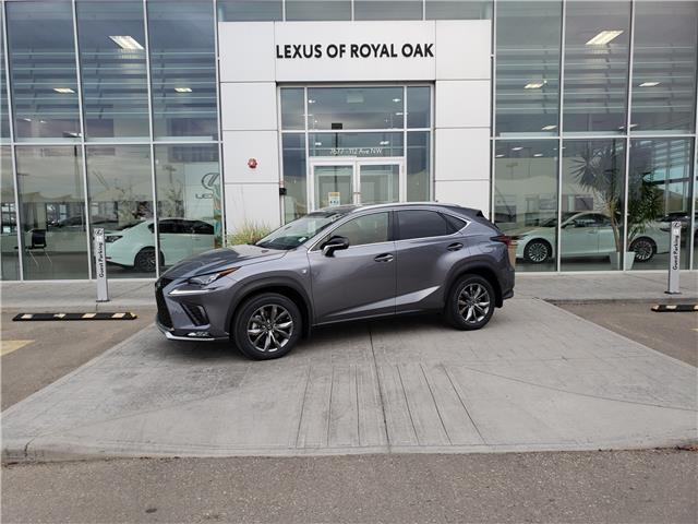 2021 Lexus NX 300 Base (Stk: L21048) in Calgary - Image 1 of 12