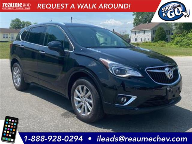 2020 Buick Envision Essence (Stk: 20-0433) in LaSalle - Image 1 of 31
