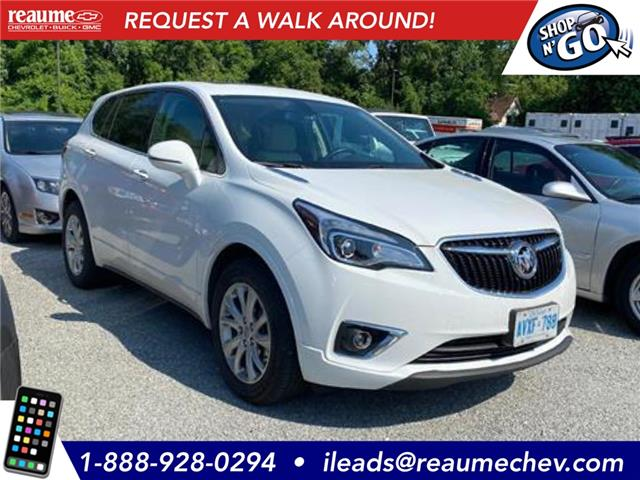 2020 Buick Envision Preferred (Stk: 20-0196) in LaSalle - Image 1 of 6