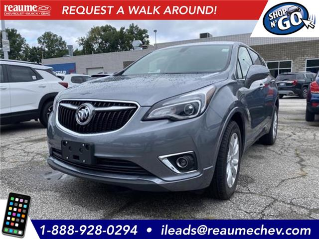2020 Buick Envision Preferred (Stk: 20-0704) in LaSalle - Image 1 of 6