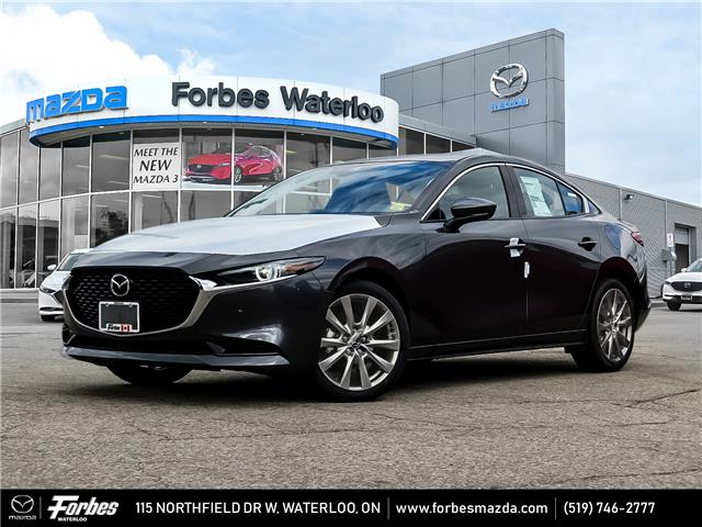 2021 Mazda Mazda3 GT (Stk: A7035) in Waterloo - Image 1 of 15