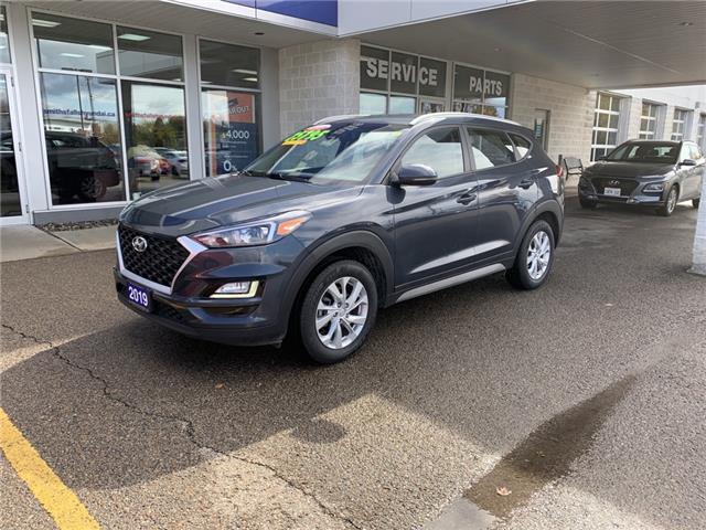 2019 Hyundai Tucson Preferred (Stk: P3200) in Smiths Falls - Image 1 of 13