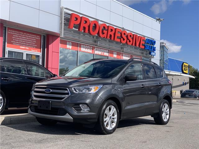 2017 Ford Escape SE (Stk: HUA16692) in Sarnia - Image 1 of 23
