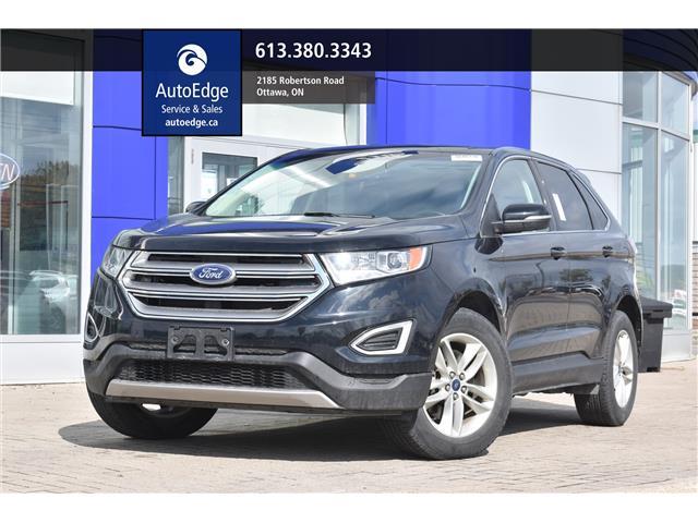 2016 Ford Edge SEL (Stk: A0347) in Ottawa - Image 1 of 28