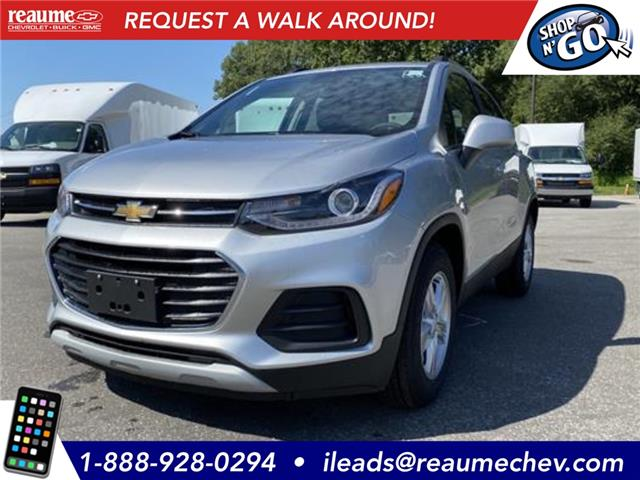 2021 Chevrolet Trax LT (Stk: 21-0017) in LaSalle - Image 1 of 6