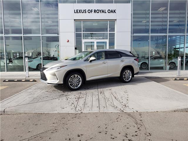 2021 Lexus RX 350L Base (Stk: L21041) in Calgary - Image 1 of 19