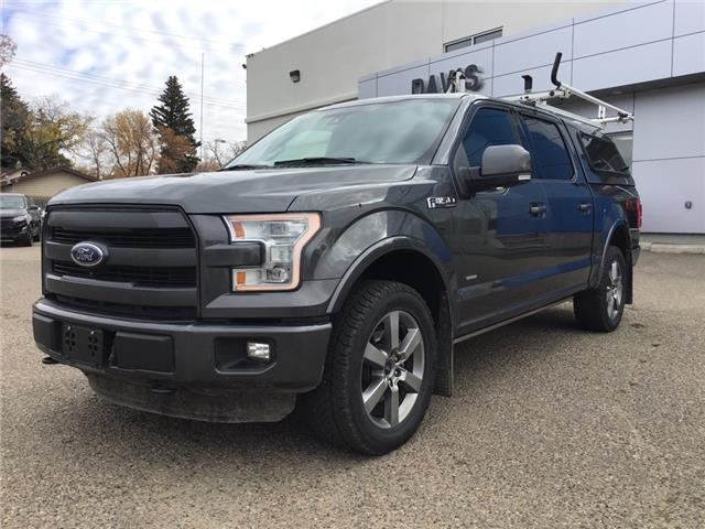 2016 Ford F-150 Lariat (Stk: 220167) in Brooks - Image 1 of 19