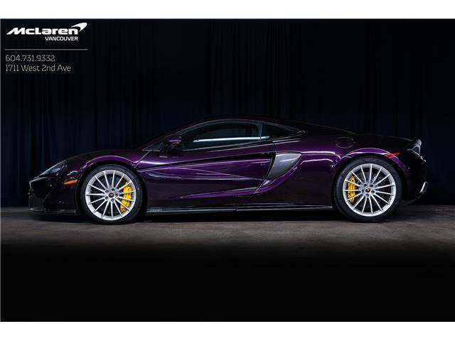 2018 McLaren 570GT  (Stk: PL494715) in Vancouver - Image 1 of 15