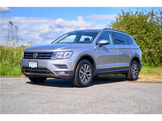 2020 Volkswagen Tiguan Comfortline (Stk: LT157186) in Vancouver - Image 1 of 21