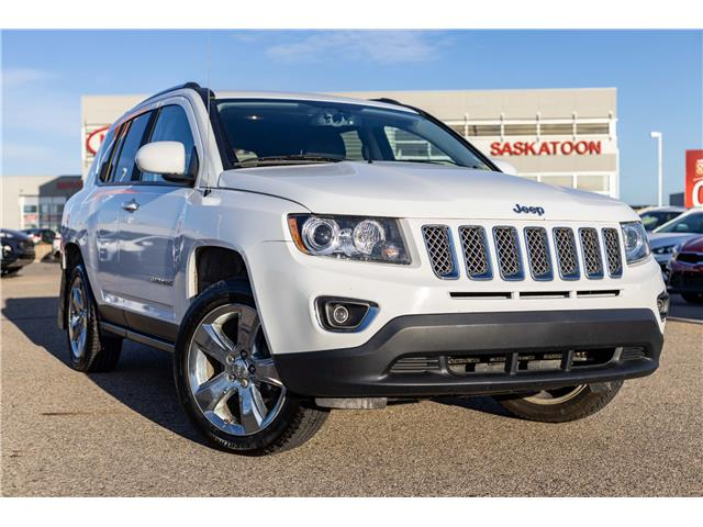 2015 Jeep Compass Limited (Stk: 40405A) in Saskatoon - Image 1 of 13