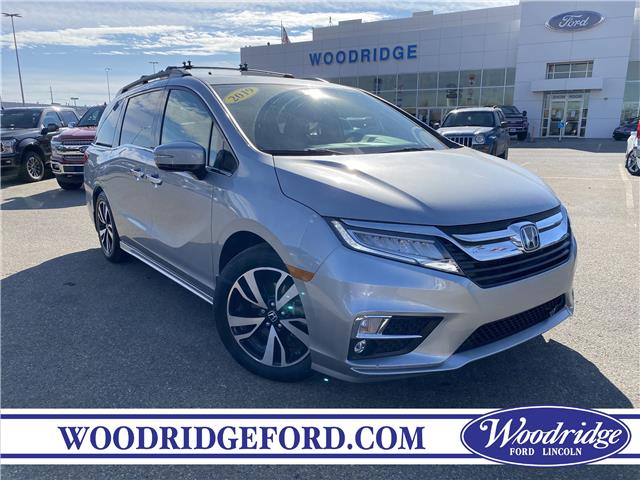2019 Honda Odyssey Touring (Stk: L-1740A) in Calgary - Image 1 of 21