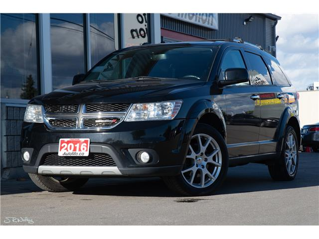 2016 Dodge Journey R/T (Stk: 20923) in Chatham - Image 1 of 22