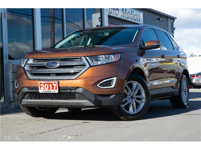 2017 Ford Edge SEL (Stk: 20909) in Chatham - Image 1 of 23