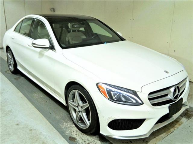 2017 Mercedes-Benz C-Class Base (Stk: 55SWF4) in Kitchener - Image 1 of 1