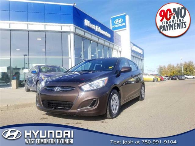 2015 Hyundai Accent GL (Stk: 7625TA) in Edmonton - Image 1 of 20