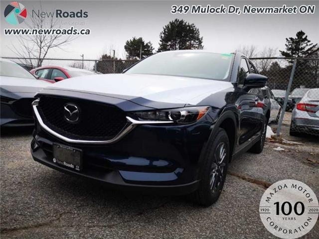 2020 Mazda CX-5 GS AWD (Stk: 41640) in Newmarket - Image 1 of 1