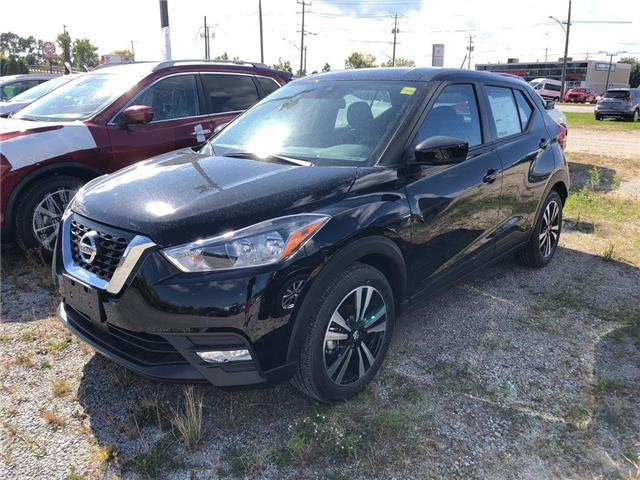 2020 Nissan Kicks SV (Stk: 20289) in Sarnia - Image 1 of 5