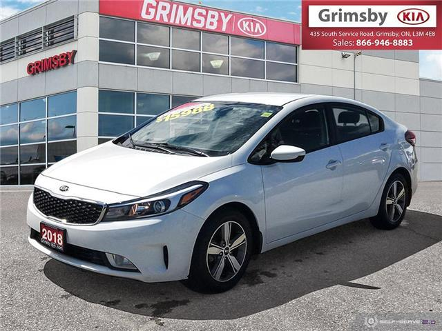 2018 Kia Forte LX+ Auto,Heated Seats,Apple Carplay/Android Auto (Stk: U1789) in Grimsby - Image 1 of 24