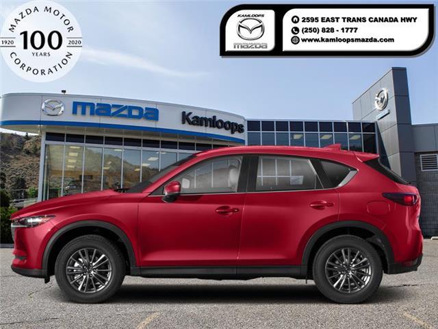 2020 Mazda CX-5 GS AWD (Stk: YL108) in Kamloops - Image 1 of 1