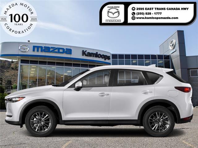2021 Mazda CX-5 GS w/Comfort Package (Stk: YM042) in Kamloops - Image 1 of 1