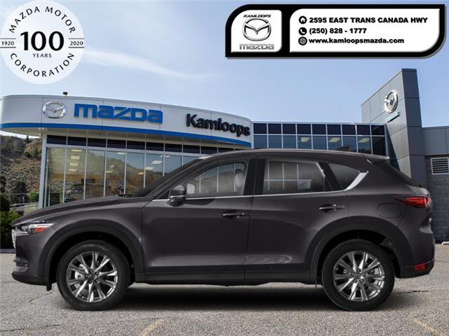 2021 Mazda CX-5 Signature (Stk: YM058) in Kamloops - Image 1 of 1