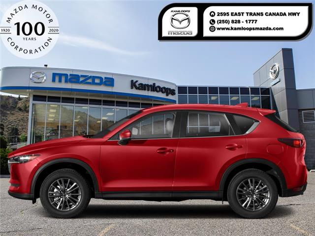 2021 Mazda CX-5 GS (Stk: YM061) in Kamloops - Image 1 of 1