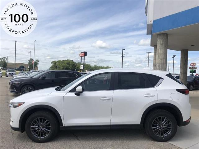 2020 Mazda CX-5 GS AWD (Stk: M20109) in Steinbach - Image 1 of 17