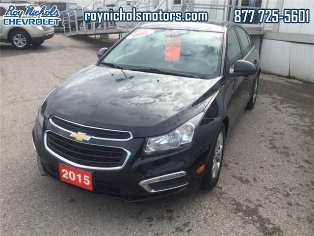 2015 Chevrolet Cruze 1LT (Stk: P6599A) in Courtice - Image 1 of 13